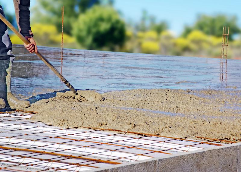 concrete foundation yakima